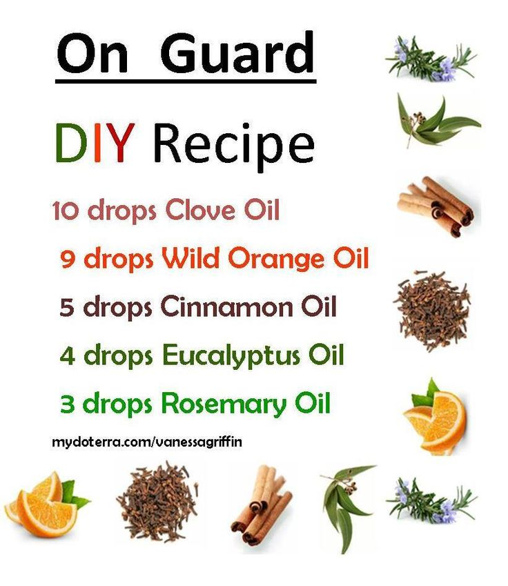 DIY On Guard Recipe - An amazing Synergy Blend to boost the Immune System. This combination of Oils has been used for thousands of years as a Protection Blend. Enjoy