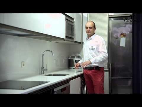 45 best images about cocinas suarco en cantabria on - Youtube cocinas modernas ...