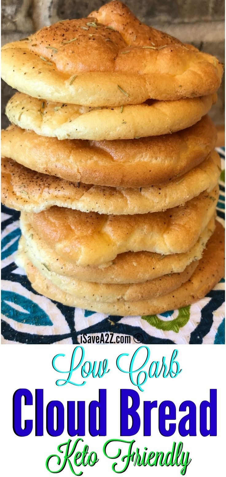 Share239 Pin7K Flip Reddit TweetShares 7KLow Carb Cloud Bread Recipe Made with Baking Soda  (Baking Powder) I've made a Low Carb Cloud Bread Recipe before, but it was made with cream of tarter.  I wanted to see if I could get similar results with baking soda with a similar recipe.  It worked!  I made aContinue Reading...