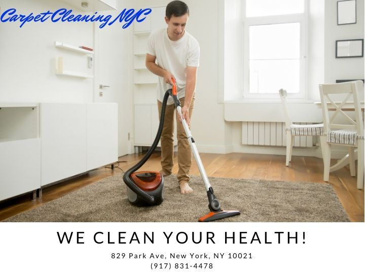Carpet Cleaning Nyc Can Help You Bring