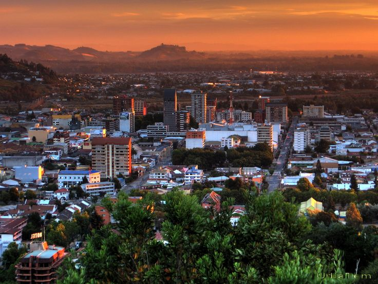 our soon-to-be home away from home! {Temuco, Chile} xc