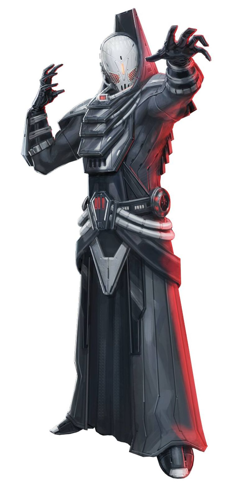 #MidweekPedia  DARTH JADUS / Dark Emperor Council's member  DESCRIPTION: was a male Human Dark Lord of the Sith of the Sith Empire and a member of the Emperor's Dark Council. Second in power to only the Emperor himself, Jadus asserted his influence over the Imperial Intelligence network, controlling it through various liaisons. Darth Jadus was against the anti-alien policies of the Empire and allowed aliens into Imperial Intelligence.