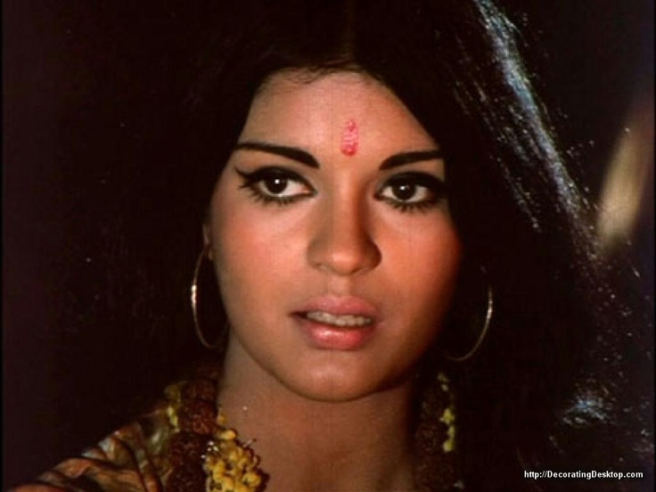Zeenat Aman redefined boldness on the silver screen in 1970s. By playing some strong women-oriented characters, she gave a new definition to the Bollywood heroine