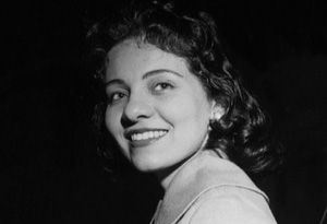 "Diane Nash-  leader of the second wave of the Freedom Riders in the civil rights movement in the South.  People were getting their heads beaten in with pipes and baseball bats, and they just kept coming.  ""Like a tree standing by the water, we shall not be moved.""  http://video.pbs.org/video/1925571160"