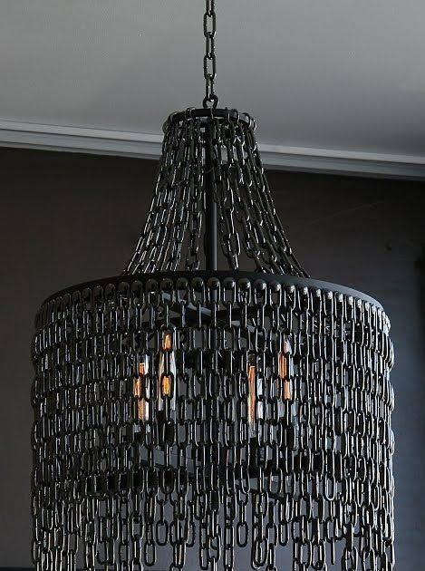 Take a look at these UNBELIEVABLE Victorian Chandeliers  designed by Shannon Shapiro of Moth Design , have you ever seen anything like thi...