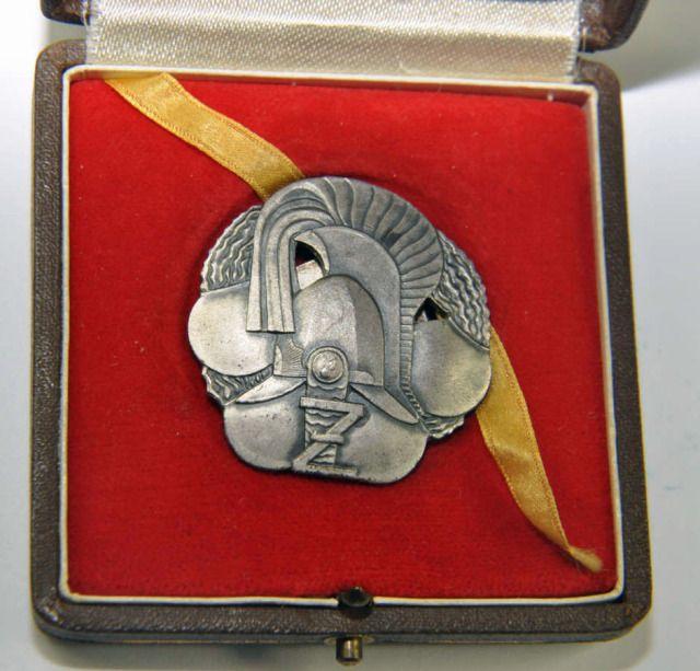 odznaka żandarma