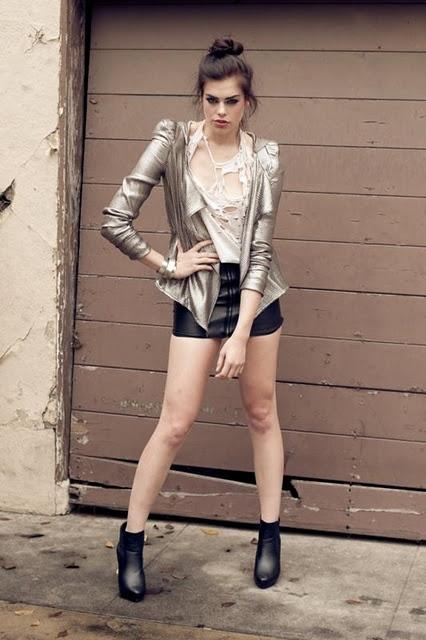 From America's Next Top Model, Raina Hein!