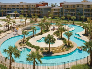 Loved it here. Love our timeshare!  One of their most luxurious resorts, Worldmark Indio