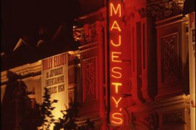 Her Majesty's Theatre - City of Melbourne
