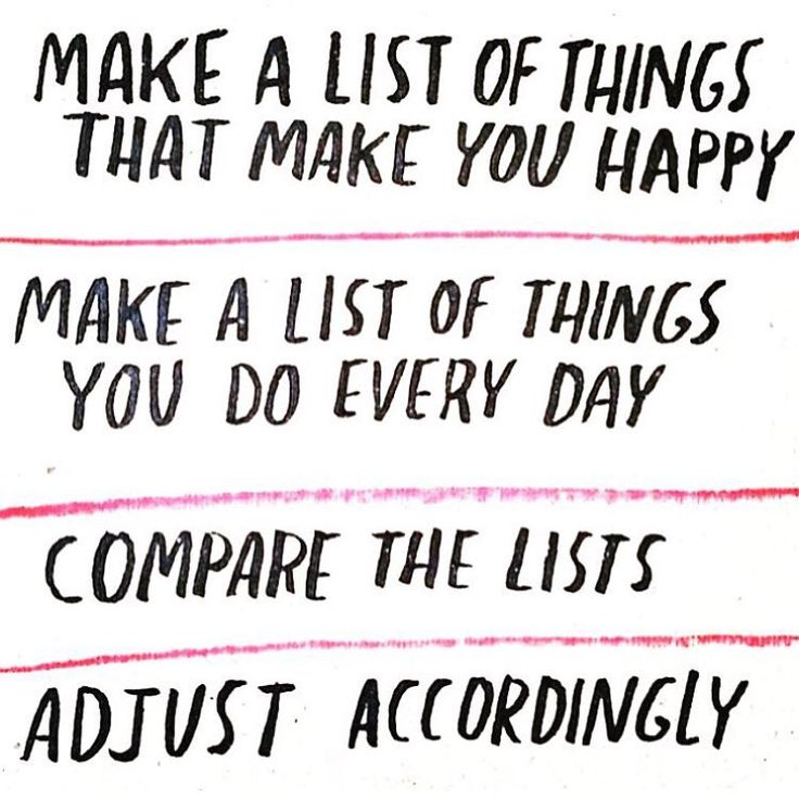 Make goals that will lead to happiness! #goalmaking #healthyliving #everydayhealth | everydayhealth.com