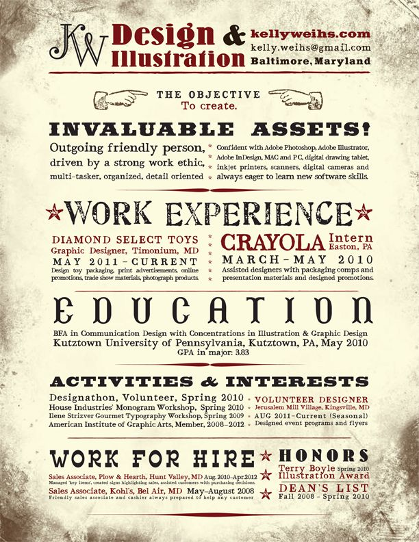 58 best resumes letters etc images on Pinterest Resume examples - the best resume ever
