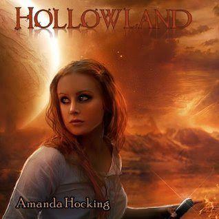 Captivated Reader: Hollowland (The Hollows #1) by Amanda Hocking