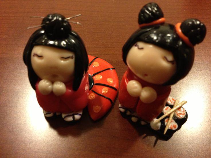 Japan's love! Pasta polimerica