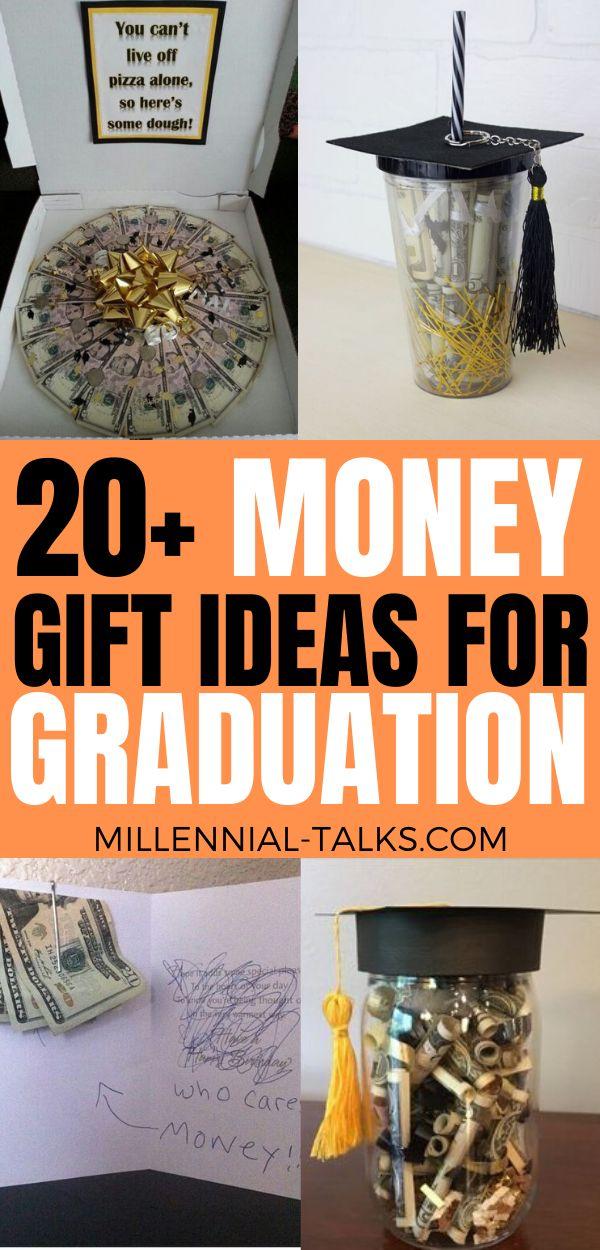 Millennial Talks 25 Best Graduation Money Gift Ideas