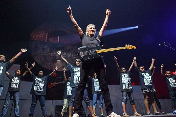 Roger Waters' 'Us & Them' tour to play Buffalo - The Buffalo News