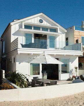 10 Impressive Beach Houses That Are A Far Cry From The Shacks Were Used To (PHOTOS)
