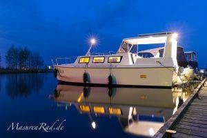 Polen Hausboot Masuren Weekend 820