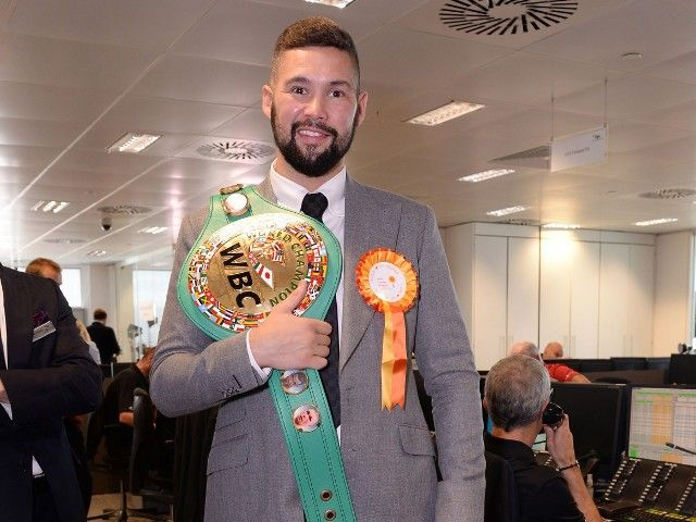 Tony Bellew: 'I will enjoy punching David Haye in the face'