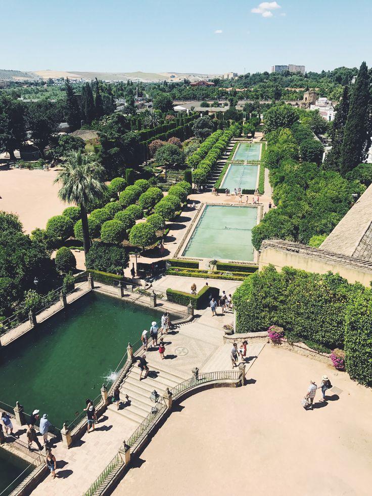 Cordoba Alcázar de los Reyes Cristianos