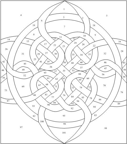 Free Gourd Carving Patterns | Leatherwork Scrapbooking Stained Glass Needlepoint Appliqueeacute ...