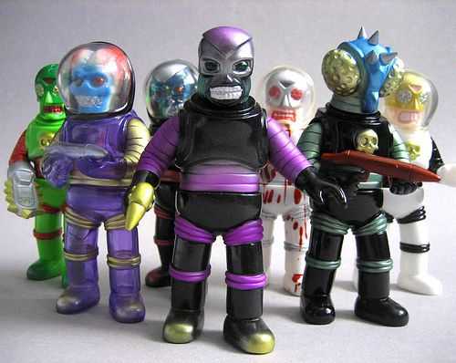 """Toygraph """"Space Troopers"""""""