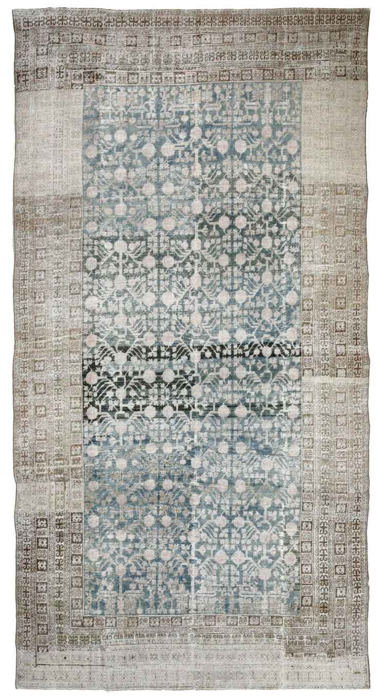 Antique Khotan Rugs from Woven Accents