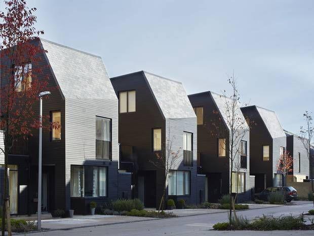 Newhall B Housing Development - Alison Brooks Architects