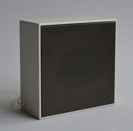 Braun L 02 Speaker, Dieter Rams, 1957