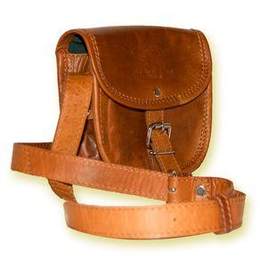 ZAMOZA, OSLO - Liten elegant väska av skinn