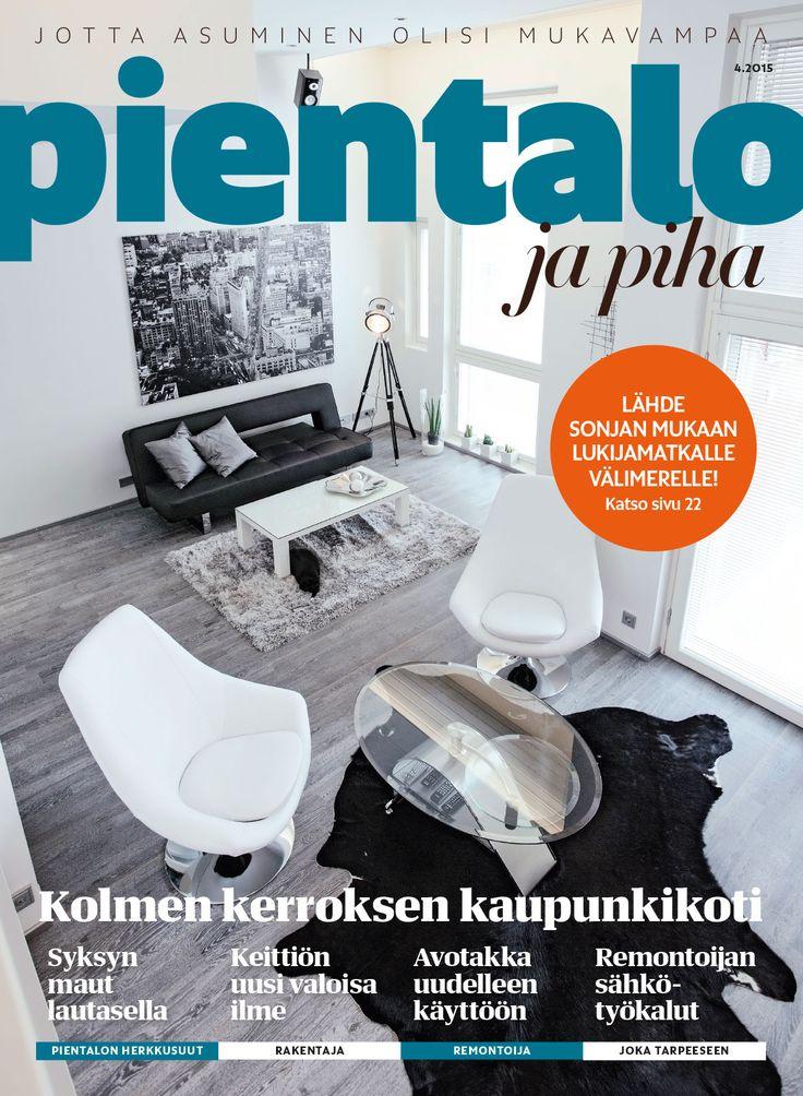 Pientalo ja piha 4/2015