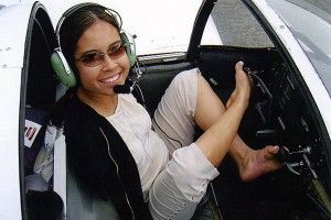 Jessica Cox: became the first pilot with no arms, proving you don't need 'wings' to fly. She was born with a rare congenital disease, however the spirit she was born with was unbreakable. She flies a plane called the Ercoupe and it certified to be used without pedals so Jessica can use her feet as hands. Anything is possible when you have a good spirit and a goal worth fighting for.