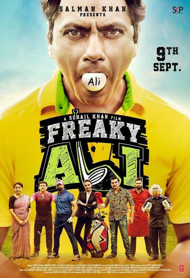Freaky Ali 2016