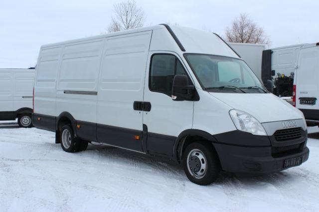 Iveco Daily 35C15 MAXI KLIMA EURO 5 TOP PREIS, Bestelwagen Verhoogde bestelwagen in Rendsburg, gebruikt kopen bij AutoScout24 Trucks