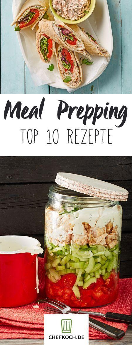 Meal Prep – 50 Rezepte zum Vorkochen