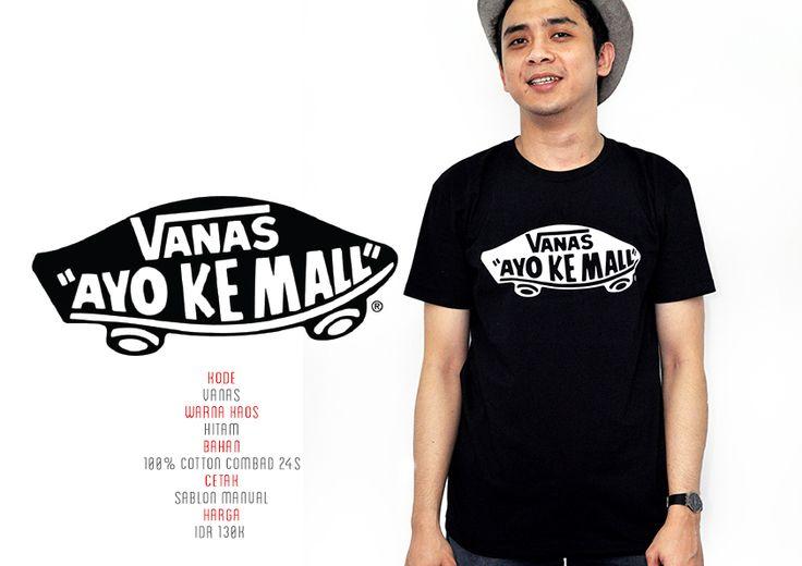 Vanas IDR 130K size : S,M,L,XL  Line id : MLTSMPH WA : 08777 855 1354