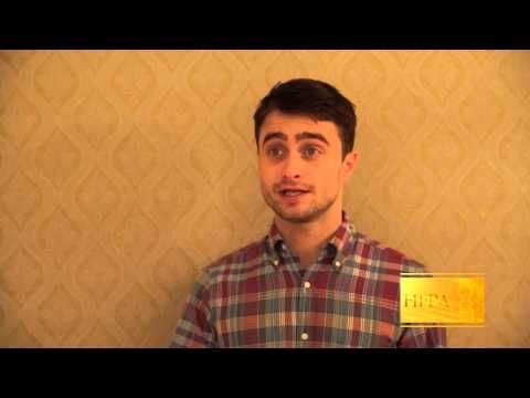 Daniel Radcliffe on playing Allen Ginsberg in upcoming new film