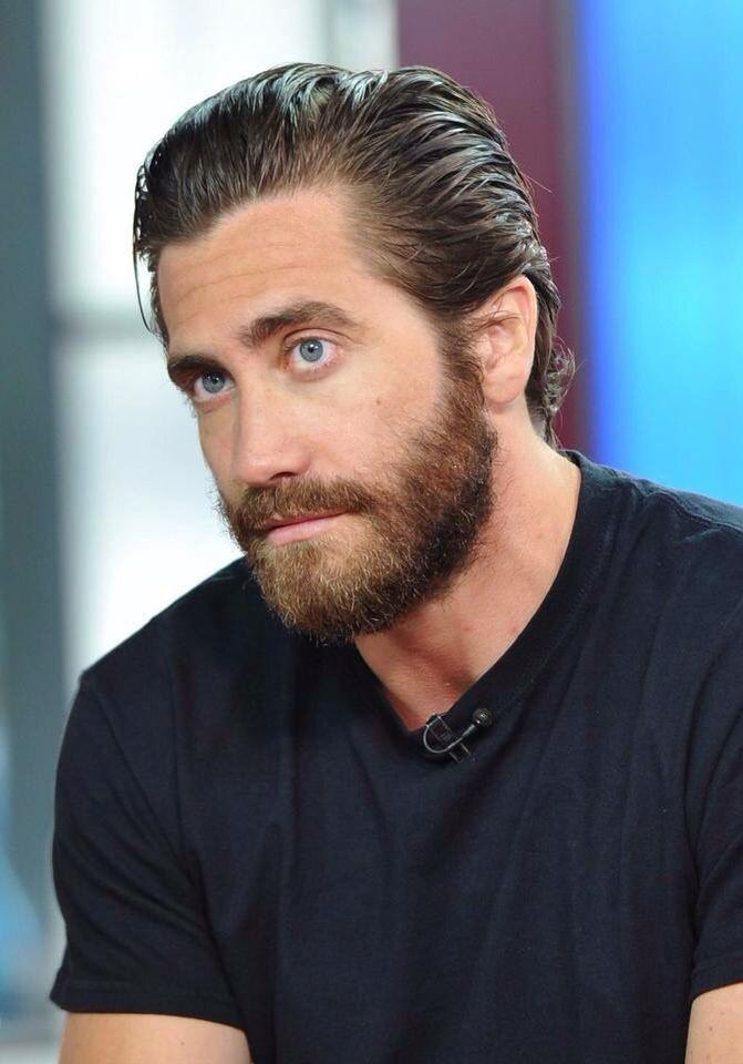 jake gyllenhaal beard - photo #19