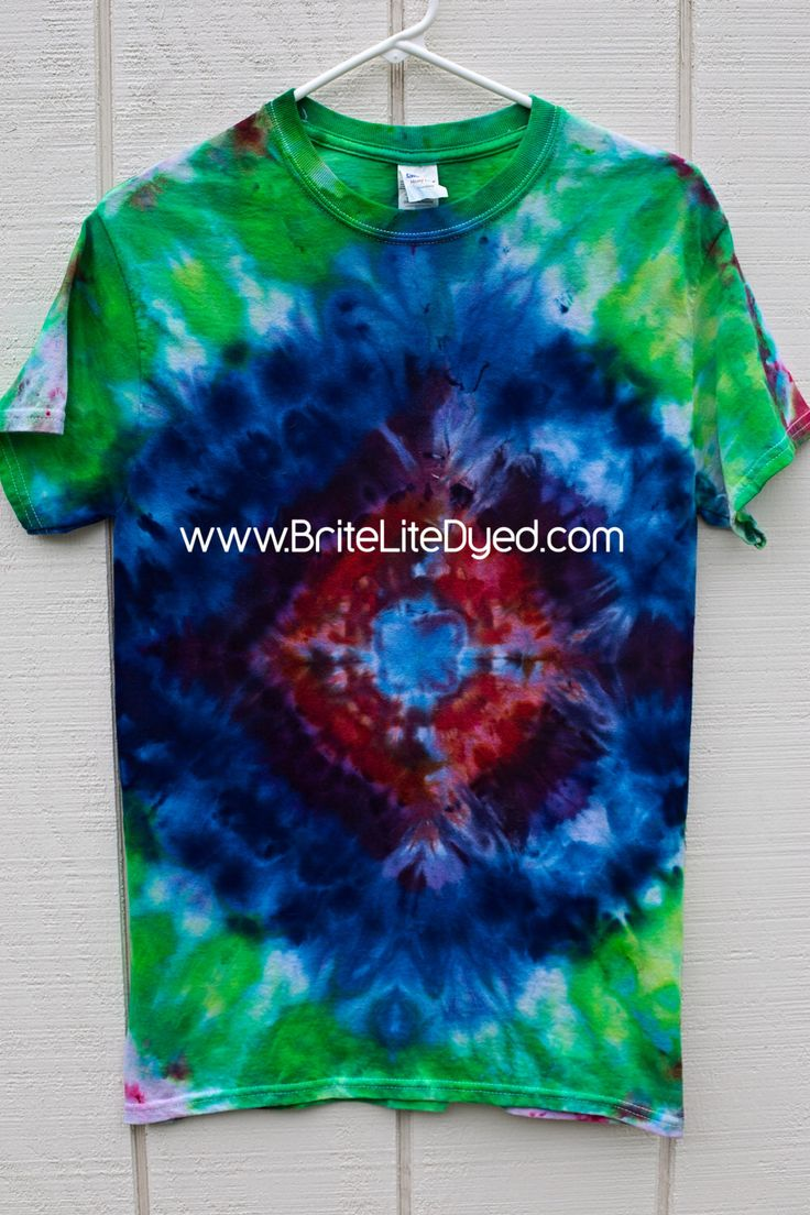 Tie Dye T Shirt SMALL-Tie Dyed Clothing-Women's T Shirt-Men's Shirt-Festival Shirt-Tiedye Shirt-Tiedye T Shirt-Hippy Shirt-Hippie Shirt   www.BriteLiteDyed.com