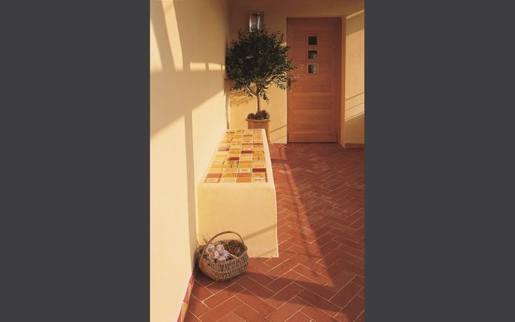 les 17 meilleures images concernant carrelage terre cuite. Black Bedroom Furniture Sets. Home Design Ideas