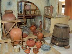 Foro de Belenismo - Miniaturas, detalles y complementos -> mis tinajas
