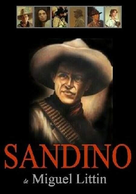 Restrospectiva de Miguel Littin. 'Sandino' (1990). Para más información clik en la imagen.