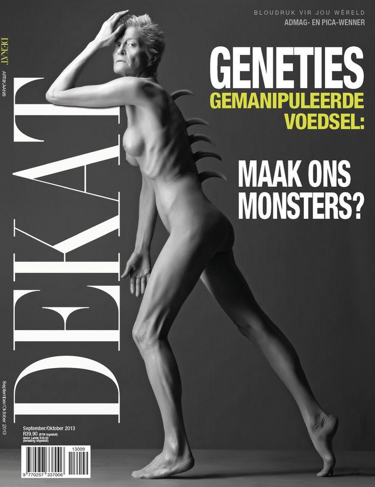 September/Oktober uitgawe DEKAT 2013, Elzabe Zietsman.