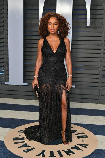 Janet Mock - The Best Dressed At The 2018 Oscars After Parties - Photos