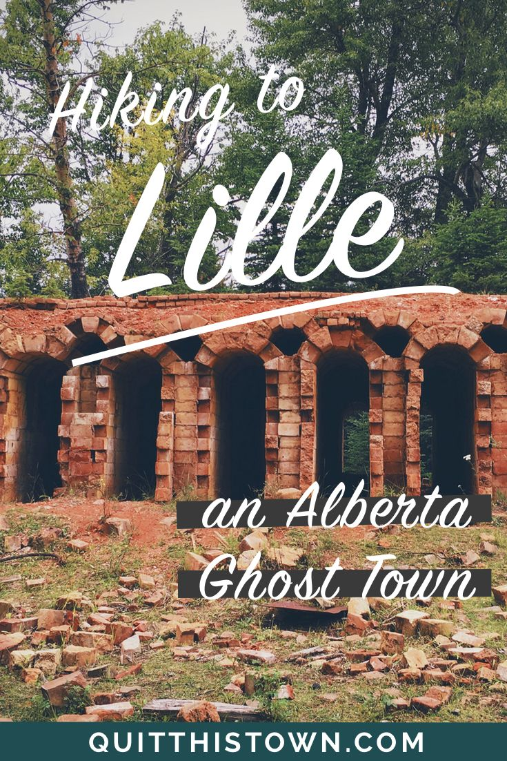 A visit to the ghost town of Lille, a former mining town in the Crowsnest Pass, Alberta.