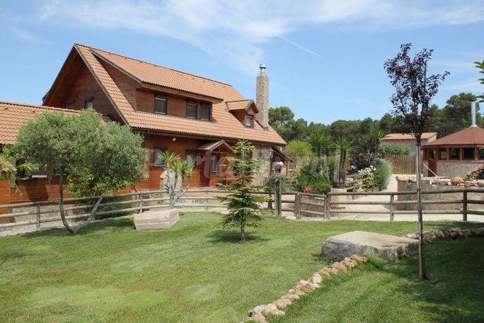 Casa rural finca sanumais y spa en tarragona - Casas rurales con spa en cantabria ...