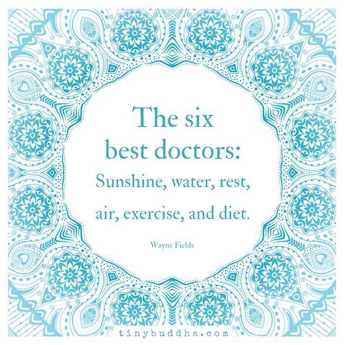 The Six Best Doctors - Tiny Buddha
