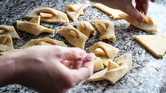 bake your slovak roots / slovenské korene: Fánky (Čeregy) = Carnival Fried Dough / Fašiangové Fánky (Čeregy)