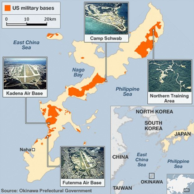 Us Military Bases In Japan Targeted In Missile Launch Drill N Korean State