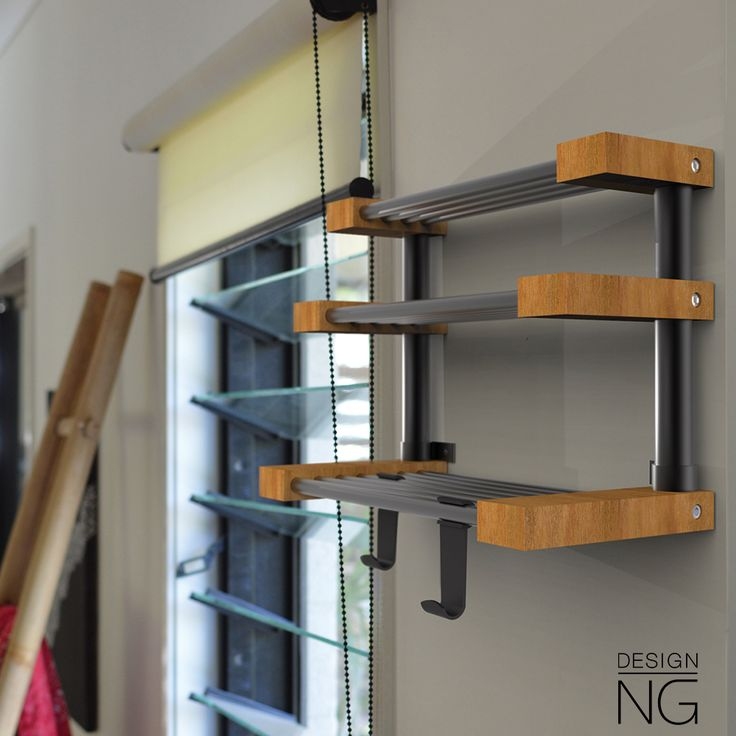 Floating shelf design