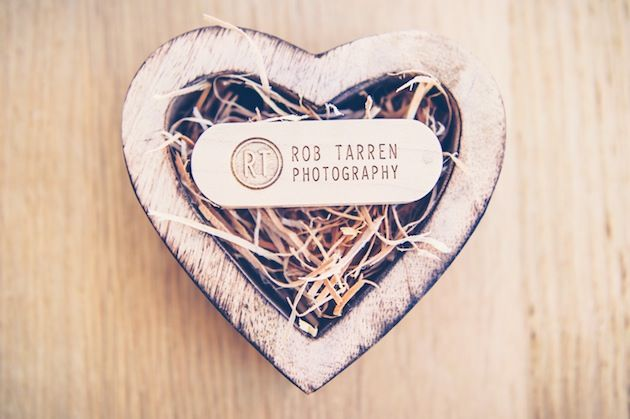 Rob Tarren Photography - USB Wedding Packaging